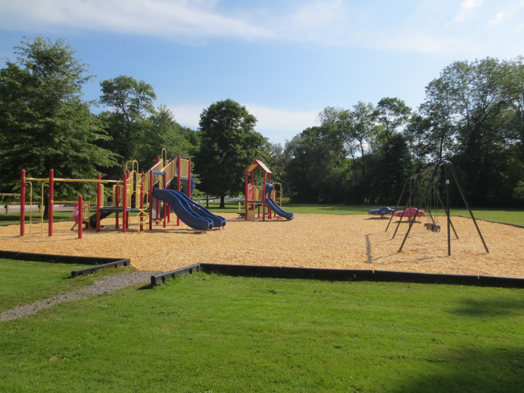 One our of many playgrounds